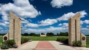 Aggie Field of Honor